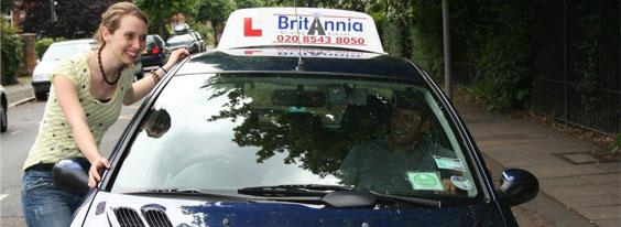 Britannia Driving Schools Hammersmith
