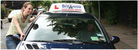 Driving Lessons in Wimbledon