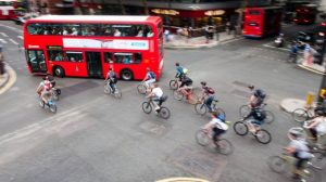 Cyclist & Vehicles - Do they have the same rights?